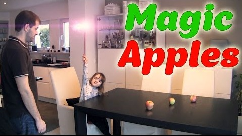 Magic Apples ! Entertainment
